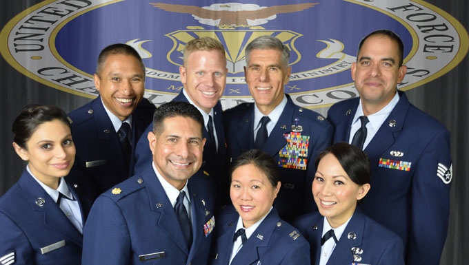 163d Attack Wing Chaplain Corps