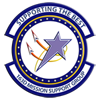 163d Mission Support Group logo