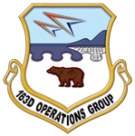163d Operations Group Logo